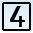 Schriftgröße: 4